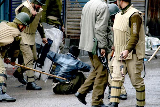 Torture On Kashmiris