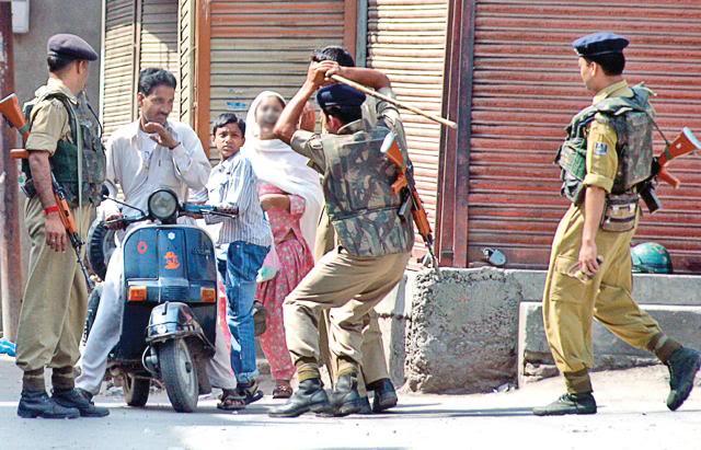 Kashmir Struggles