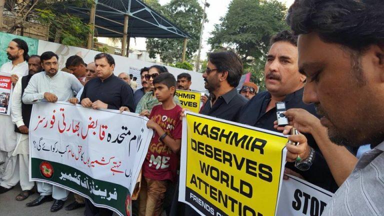 Kashmir Deserves World Attention